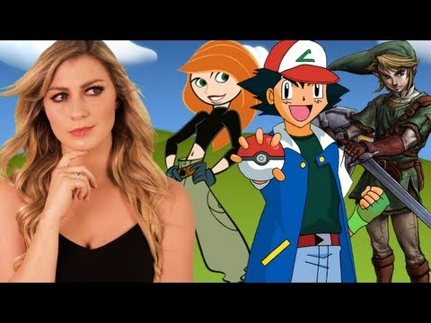 Sexy Cartoon Characters! video