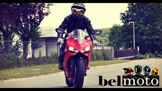 2015 Ducati 899 Panigale Test + Review