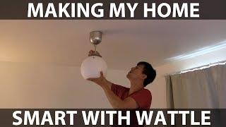 Wattle smart home