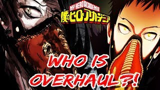 My Hero Academia Season 3 Episode 24 REACTION | OVERHAUL !!!