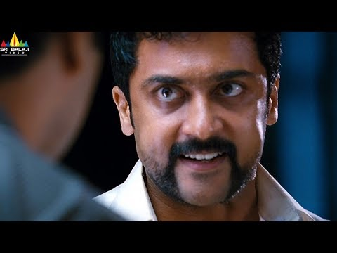 Singam (Yamudu 2) Movie Scenes | Surya Warning to Rahman | Sri Balaji Video