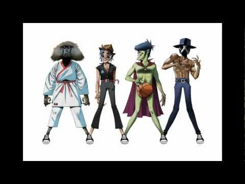 Gorillaz - DoYaThing (Feat. Andre 3000 and James Murphy)