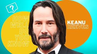 Keanu Reeves Trivia: How Well Does Keanu Reeves and the 'John Wick' Cast Know Keanu?