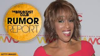 Gayle King Says R. Kelly's Spit Landed On Her During Infamous Interview