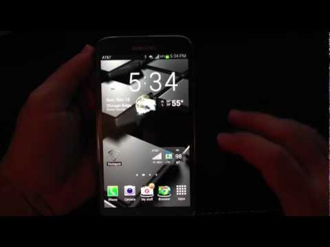 Samsung Galaxy Note 2 Tip 10:  How to boost phone ringer when in your pocket. purse or backpack