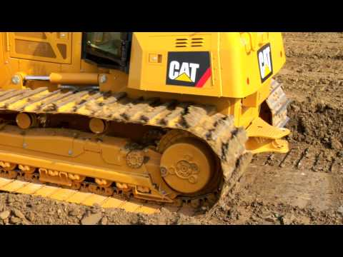 Cat D6K Track-Type Tractor