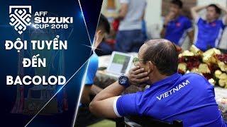 Đội tuyển Việt Nam gặp khó khăn trong việc nhập cảnh tại Philippines | VFF Channel