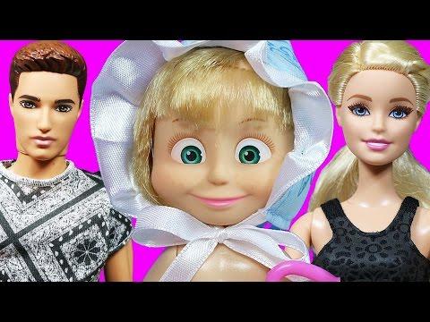 Barbie ve Ailesi Bölüm 28 - Maşa'nın İkiz Kardeşi