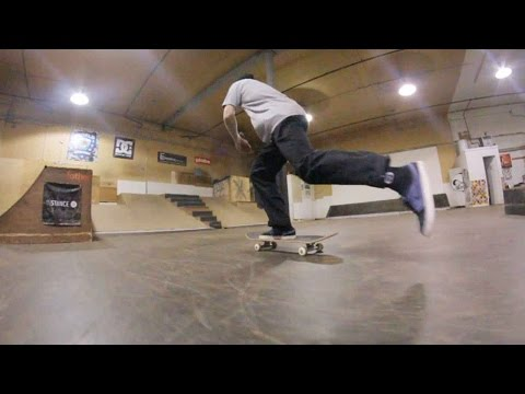 Ethernal Skate Films / Skateboarding sesh video @ Puzzle  skateparc (Trois-Rivières/Qc)
