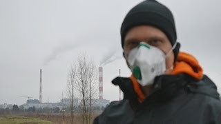 Smog i zapylenie powietrza w Warszawie