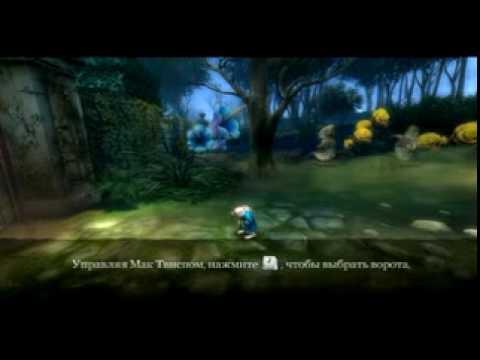 Видео обзор игры Алиса в Стране чудес(от GFL)(с юмором)