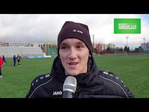 Dominik Bičiště: Jsem rád za šanci, snažím se odvést maximum
