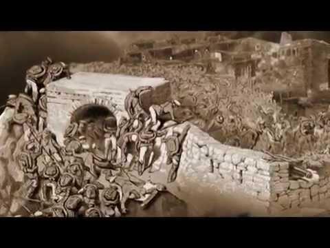7 серия Взятие аула Гуниб в 1859 г. Неизвестные Битвы России