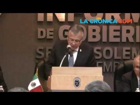 1er informe de gobierno del Alcalde de Mexicali
