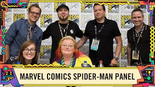 Best Of: Marvel Comics Spider-Man Panel at SDCC 2019