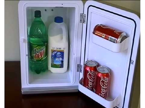 Mini Fridge For Your Work Desk Youtube