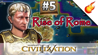 Silver City - RISE OF ROME SCENARIO - CIVILIZATION 4 Warlords - Part 5