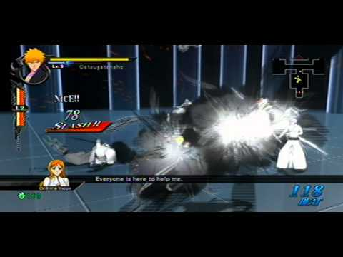 Bleach: Soul Ignition walkthrough pt.3
