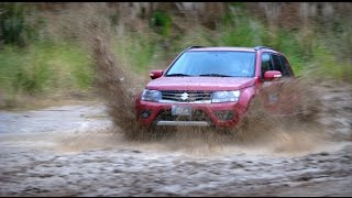 Test - Suzuki Grand Vitara JLX-L 4WD AT - Info Sobre Ruedas