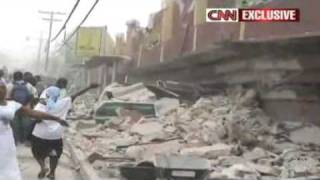 Seconds After A Massive 70 Earthquake In Haiti Breaking News