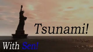 GTA 4 - The Tsunami Mod!