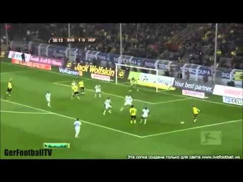Borussia Dortmund - Hoffenheim [3:1] Alle Tore & Highlights - 28/01/2012