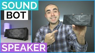 SoundBot SB571 Bluetooth Wireless Speaker Review and Sound Test