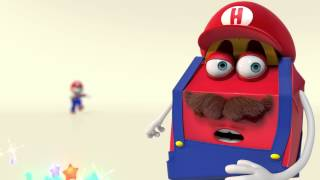 HAPPY MEAL COMMERCIAL HD | Mario