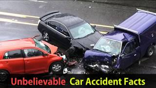 Car Accident facts in Urdu || Top 10 Road Accidents facts ||  Car accidents facts
