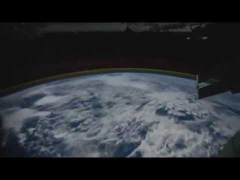 STARWARS the biggest Earth Time Lapse View from Space NASA in the world .mp4