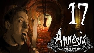 Let's Play Amnesia: A Machine for Pigs [HD|German|Blind] #17 Macht kaputt was euch kaputt macht