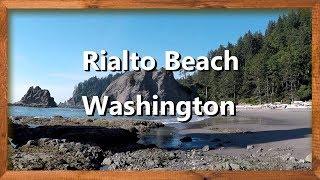 Rialto Beach, Olympic National Park - Washington