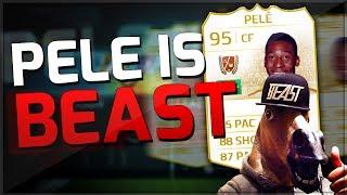 FIFA 14   PELE IS BEAST!!!!!!!!!!!!