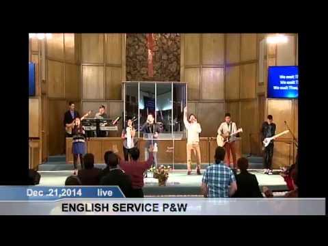 ENGLISH  SERVICE  P&W