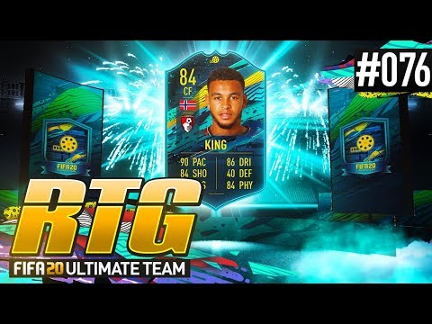 JOSHUA KING MOMENTS CARD! - #FIFA20 Road to Glory! #76 Ultimate Team