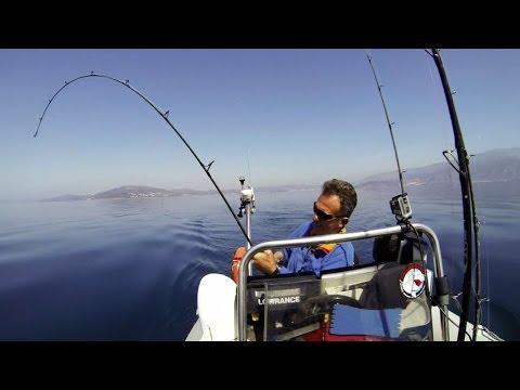 Ψαρεμα  Ενα Ψαρεμα που  Μ'αρεσε πολυ