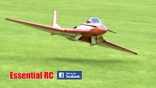 * 3D VECTORED * RC TURBINE JET (P180/Cortex Gyro CARF Rookie by Markus Rummer): Weston Park 2016