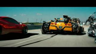 Transformers 3 Highway scene in Hindi Full HD