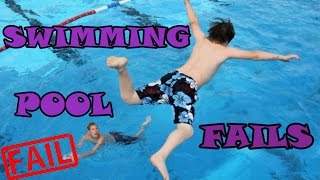 Swimming Pool Fails Compilation