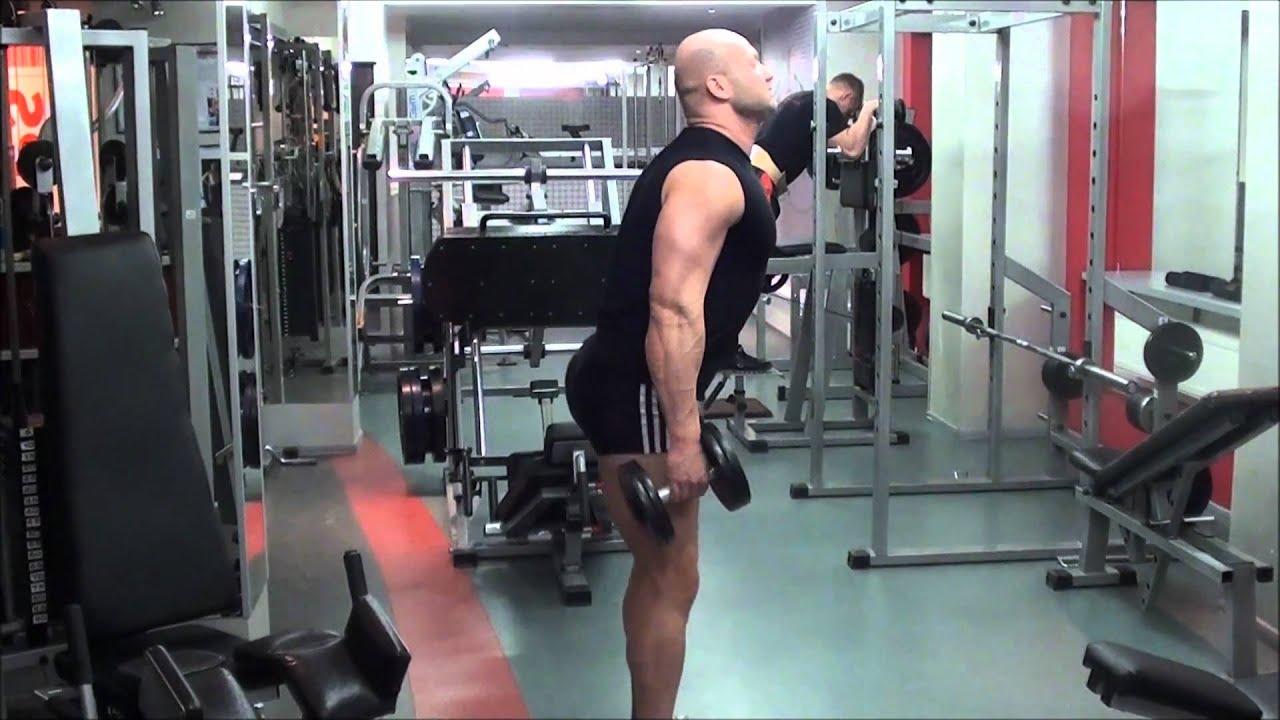 программа упражнений для сжигания жира