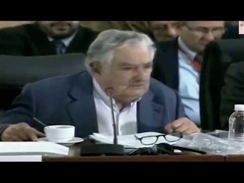 Discurso del Presidente Mujica en la Cumbre del Mercosur en Caracas