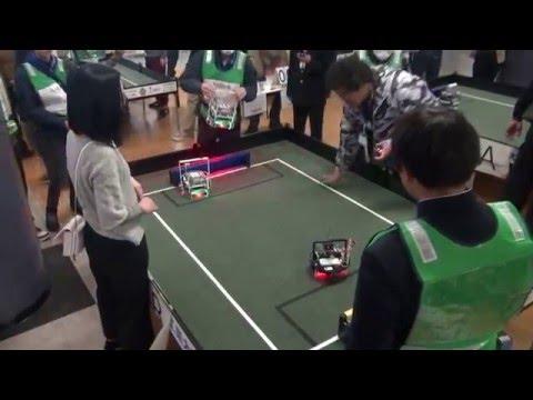 RCJ2016ジャパンオープン試合動画