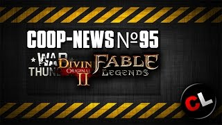 Divinity: Original Sin 2, Fable Legends как эксклюзив для Windows Store / Coop-News #95