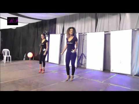 La Alemana Lady Style Bachata en Junin Salsa Congess