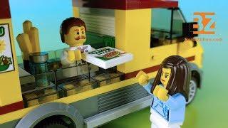 Pizza Van - LEGO City - 60150