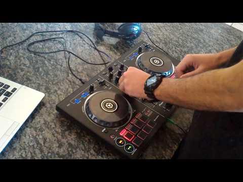 Demonstração na controladora DDJ-RB (DJ RK) I Testing DJ Controller