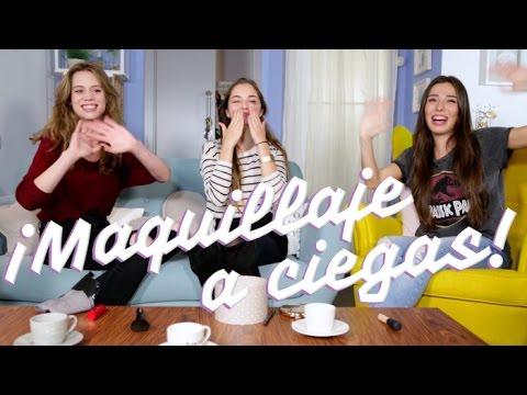 Arantxa Martí, Silvia Muñoz e Inma Serrano juegan a maquillarse a ciegas - Beautyfloox