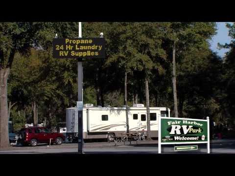 Fair Harbor RV Park Perry GA