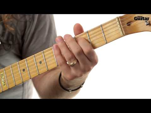 Guitar Lesson: Learn How To Play Steel Panther - Gloryhole Intro Riff (tg255) video