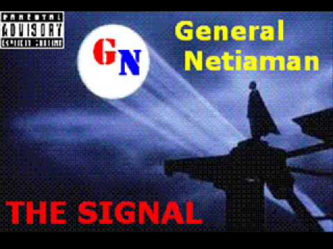 NETIAMAN -HOLY....# THE SIGNAL #official  album